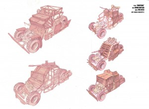 UNDYING VEHICLE CONCEPTS comp1
