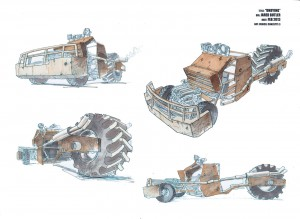 UNDYING VEHICLE CONCEPTS comp2