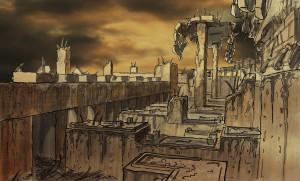 scene seven ruins